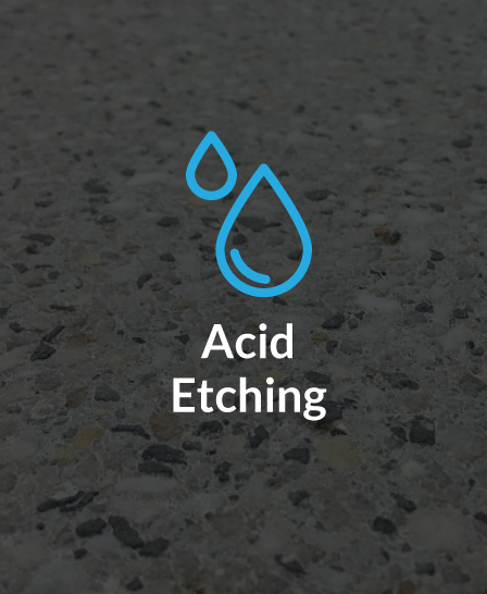 Acid Etching Concrete Melbourne