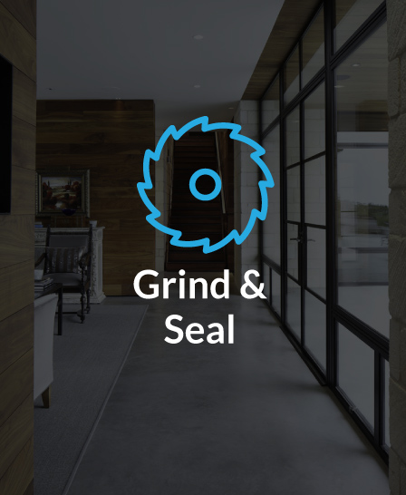 Grind And Seal Melbourne
